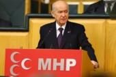 Devlet Bahçeli'den Alparslan Türkeş'e hüzünlü veda