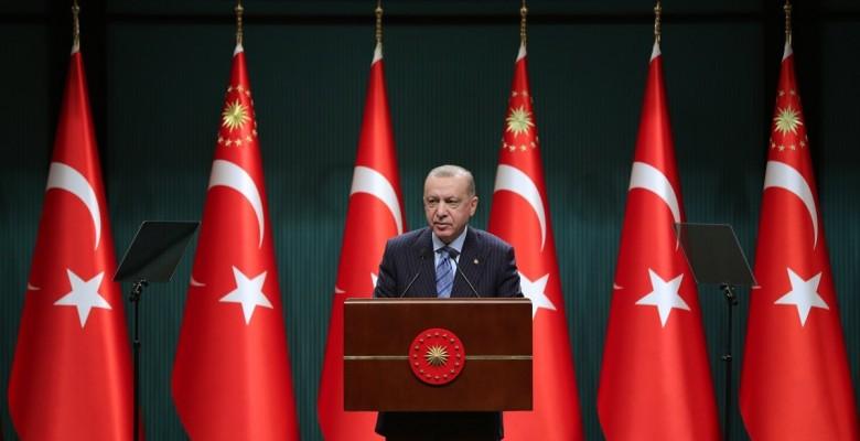 Cumhurbaşkanı Erdoğan: Salgını kontrol altına aldık