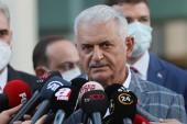 Binali Yıldırım'dan Sedat Peker'in iddialarına yanıt