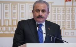 Mustafa Şentop: Mescid-i Aksa'daki terörü lanetliyorum
