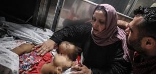 İsrail, Filistin'e hava saldırısı düzenledi
