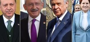 MetroPOLL Araştırma yayınladı: Türkiye'de en beğenilen lider kim?