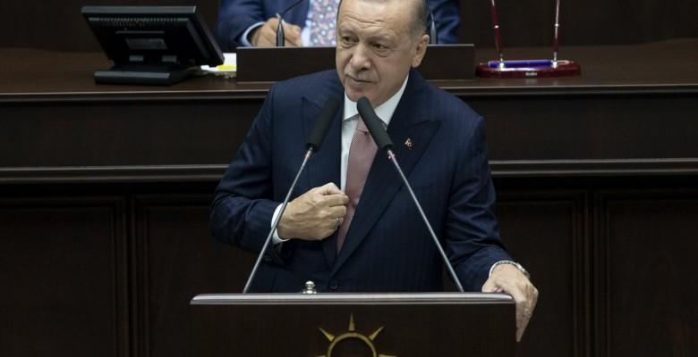 Erdoğan: Bu CHP'nin herşeyi yalan!
