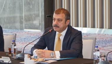 Şahap Kavcıoğlu: Politika faizini enflasyonun üzerinde tutma kararlılığımız devam edecek