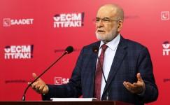 Bomba iddia: Saadet Partisi Cumhur İttifakı'na katılıyor, Karamollaoğlu çekiliyor