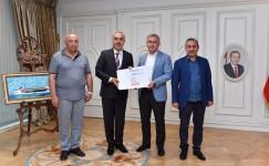Güzeltepe 64 Parsel'de Halk GYO destekli kentsel dönüşüm