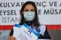 Milli yüzücü Merve Tuncel, gençlerde Avrupa şampiyonu oldu
