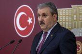 Mustafa Destici: Kontrolsüz göç önlenmeli