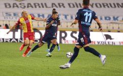 Trabzonspor, deplasmanda Yeni Malatyaspor'u 5 golle geçti