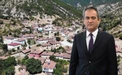 Milli Eğitim Bakanlığı'na atanan Özer'in köyünde büyük sevinç!