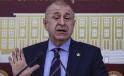 Ümit Özdağ'ın partisinin kuruluş dilekçesi verildi