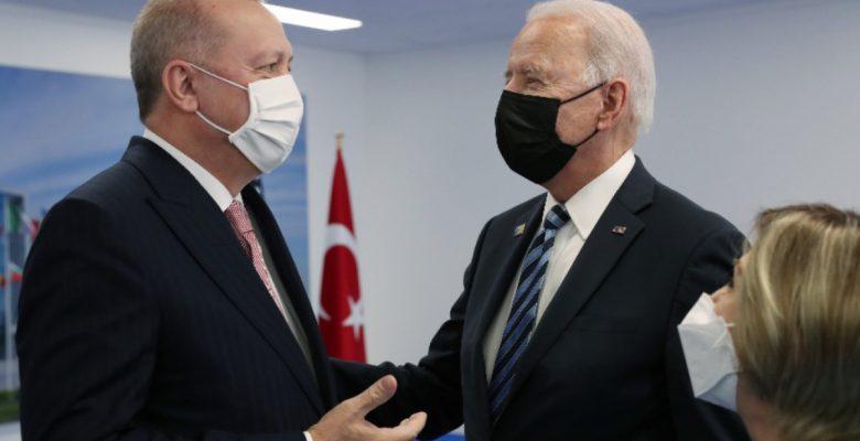 Cumhurbaşkanı Erdoğan, Joe Biden ile görüşecek