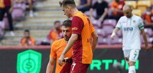 Avrupa'da kazanan Galatasaray ligde Alanyaspor'a kaybetti