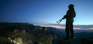PKK'dan kaçan beş terörist ikna yöntemiyle teslim oldu
