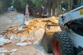 Türkmen'den Validebağ Korusu'yla ilgili açıklama: Çalışma, yolun doğal toprakla düzenlenmesidir