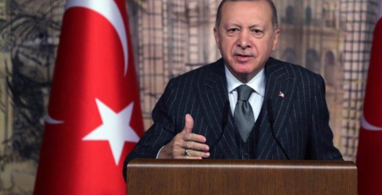 Erdoğan: Salgın yavaş yavaş etkisini kaybediyor